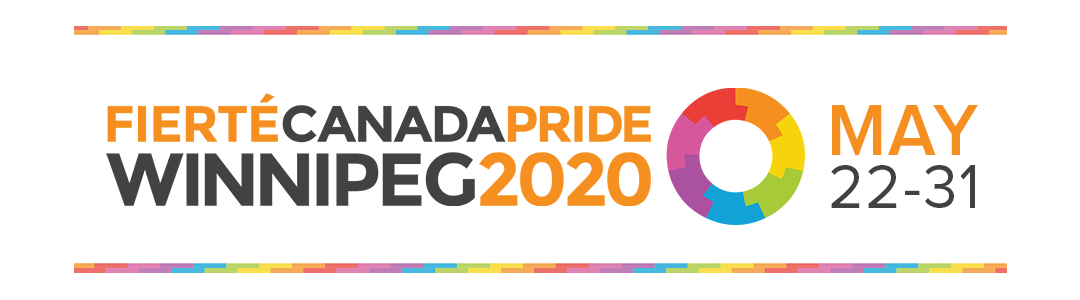 Fierte Canada Pride Winnipeg 2020 May 22 to 31