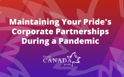 (POSTPONED) Webinar: Maintaining Your Pride's Corporate Partnerships During a Pandemic