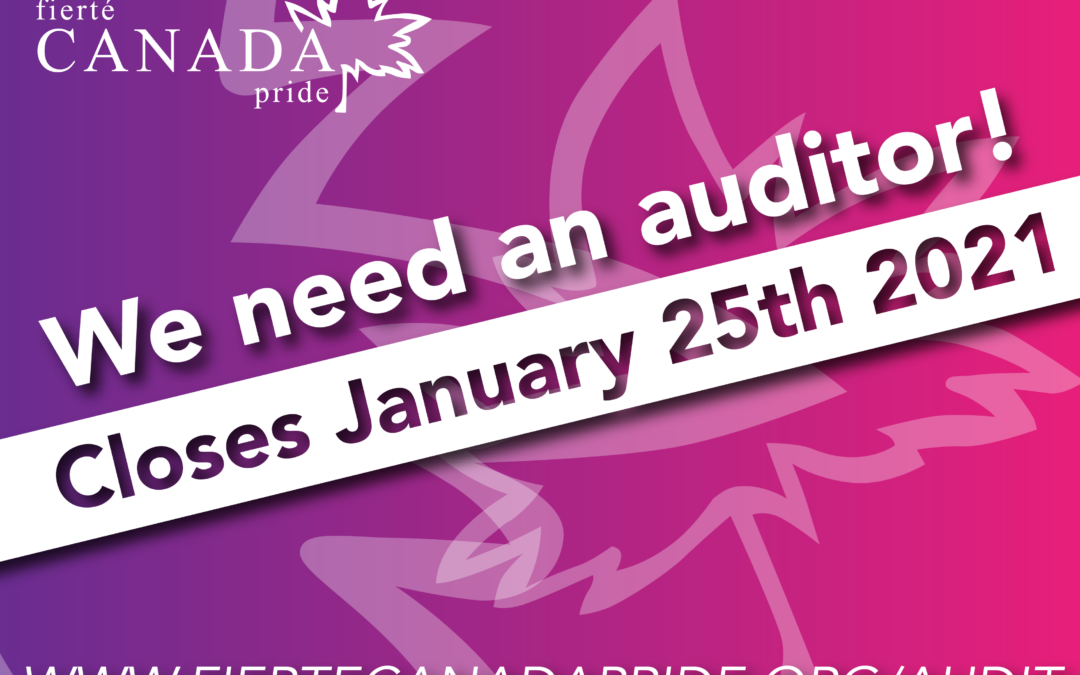 Request for Proposal: Audit Services
