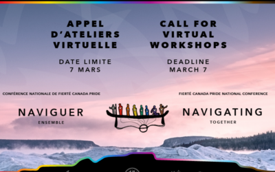 2021 Conference: Call for virtual Workshops • Conférence 2021: Appel à ateliers virtuels