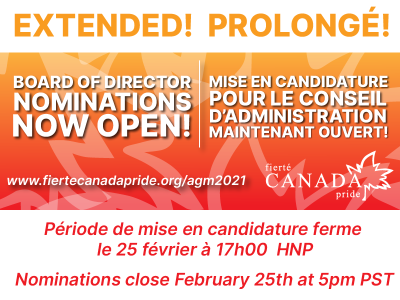 FCP Board Nomination Deadline Extended to Feb. 25th 2021!