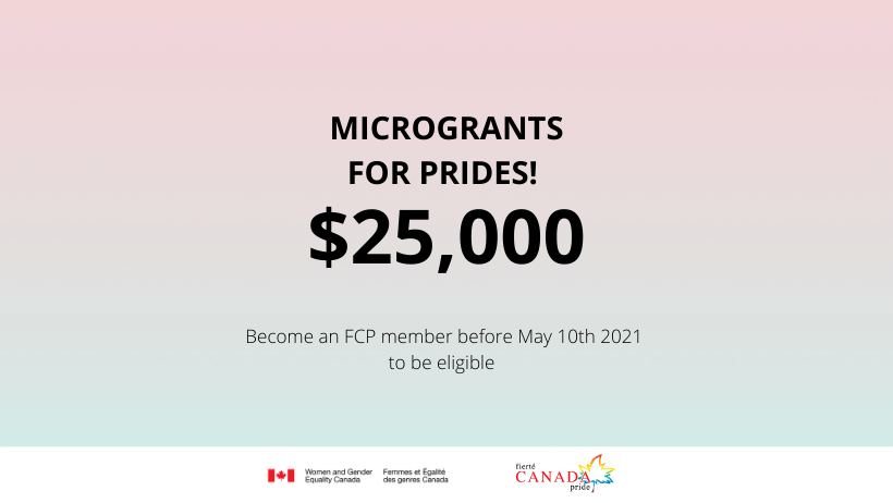 Upcoming Microgrant opportunities!